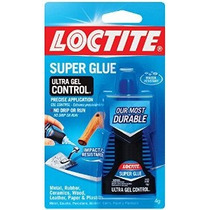 Loctite 1363589 4-gram Botella Super Glue Ultra Gel Control