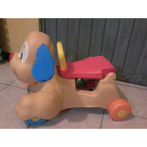 Perrito Camina Conmigo Fisher Price Montable