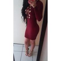 Espectacular Vestido Colombiano Ajustable Al Cuerpo