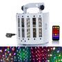 Láser Activo Sonido Proyector Dmx-512 Led Rgbwy