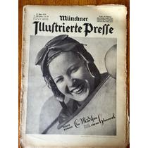 Periódico Alemán De La Segunda Guerra Mundial