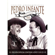 Box Set En Dvd Pedro Infante Edicion Conmemorativa 6 Vol