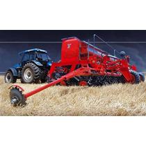 Sembradora,pulverizadora,fertilizadora,cosechadora