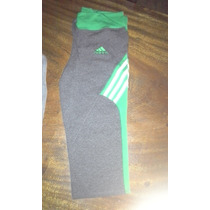 Conjuntos Deportivos Monos Capri Damas Adidas