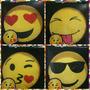Whatsapp Emoji O Emoticon Almohada Varios Diseños