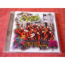 Banda Maguey Mil Gracias Cd 1999