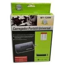 Cargador Universal Notebook Laptop Netbook Hp Toshiba Acer