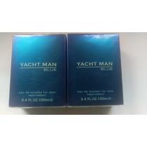 Colonia Yacht Man Blue Importada Original Caballeros