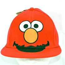 Elmo Sesame Street Gorra Importada 100% Original