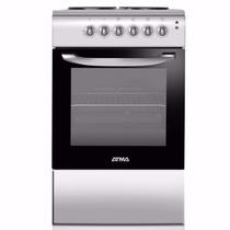 Cocina Electrica Atma 50cm Cce3110p Grill Luz Lhconfort