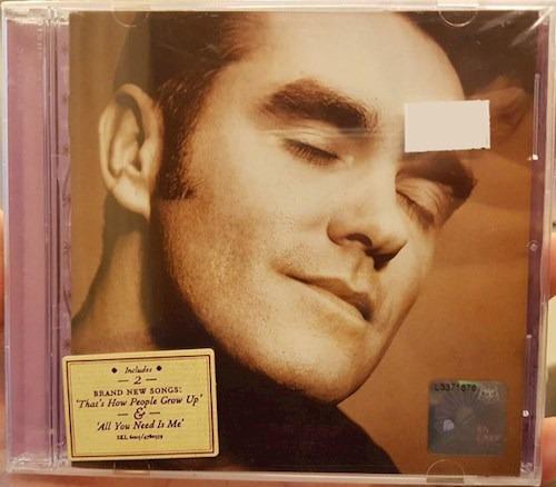 morrissey greatest hits album