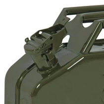 Jerry Can Tanque Gasolina Jeep Verde 20 Litros Win