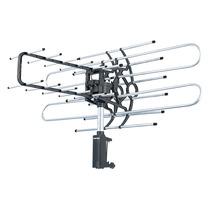 Antena Para Televisión Giratoria 360° Control Remoto Surtek