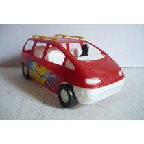 Camioneta Silhouette Van - Coche De Juguete - Carro Escala