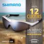 Lentes Shimano Ce-s50r Intercambiables Patillas Ajustables
