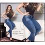 Calça Jeans Pit Bull Pitbull Com Bojo Original Estilo Rhero