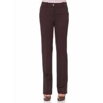 Pantalon Vestir Sarga Mujer Talles Especiales 62 Al 72 $ 720