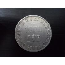 1000 Réis Em Prata X Grammas 1912