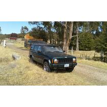 Jeep Cherokee Classic 6 Cil. En Linea A/a Automatica 1999