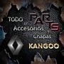 Paragolpes Delantero Renault Kangoo Mod. Viejo Nac. Y Mas...
