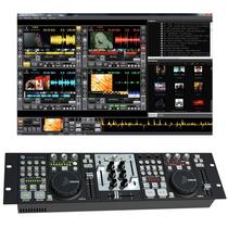 Mixvibes Vfx Mezcladora De Video Y Audio Controlador Softwar
