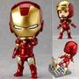 Nendoroid Iron Man Hero Hombre De Hierro Marvel Heroe Geek