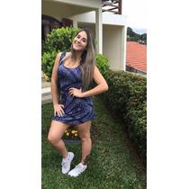 Kit 5 Vestidos Regata Vistolaycra Lindos