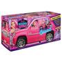Limousine Da Barbie - Rock And Royals - Mattel