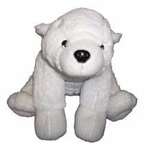 Peluche Oso Polar Con Sonido Phi Phi Toys