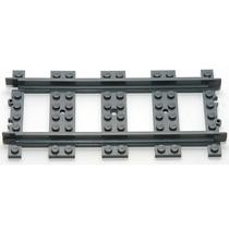Lego Trem Peças Avulsas Pista Trilho Reta - Pn 53401