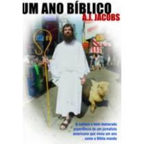 Livro Um Ano Biblico - A. J. Jacobs