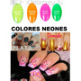 ¡ Kit De 14 Pinturas Acrílicas (nails Envio Gratis)