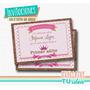 Cumple Coronita - Invitación Coronita Princesa Para Imprimir