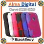 Forro Doble Perforado Blackberry Curve 9220 9320 Estuche Bb