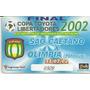 Ingresso Final Copa Libertadores 2002 São Caetano Vs Olimpia