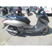 Scooter Gilera Qm 125 Super New Financiacion Solo Con Dni!!!
