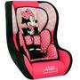 Cadeira Cadeirinha Para Auto Trio Minnie 25kg Disney