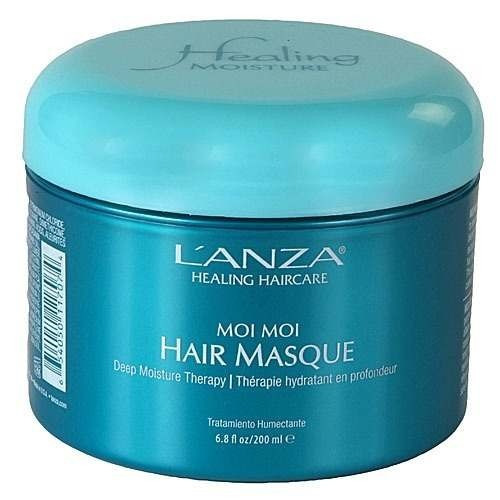 4c85d95af Máscara Lanza Healing Moisture Moi Moi Hair Masque 200ml - R$ 169,00 em  Mercado Livre