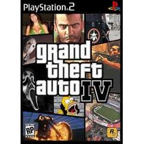 Grand Theft Auto Patch Gta 4 Playstation 2 Grandtheft Iv Ps2