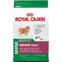 Royal Canin Mini Indoor 1 Kg * Envio *