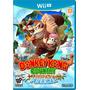 Juego Donkey Kong Country Tropical Freeze Para Wii U Fisico