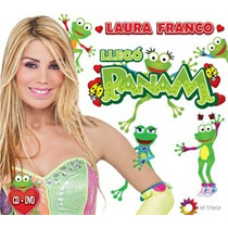 Laura Franco - Llegó Panam (cd + Dvd)