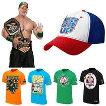Wwe Polos John Cena, Seth Rollins, Dean Ambrose,roman Reigns
