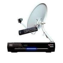 Vendo Antena Y Decodificador De Television Satelital