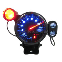 Tacometro 3.5 Pulgadas Universal Shift Light Azul
