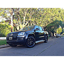 Vendo O Permuto Vw Amarok 4x4 Highline Black Pack 2011 Unica