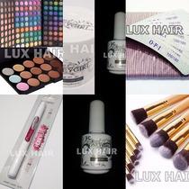 Paleta De Maquiagem Com 180 Cores E Outros Produtos