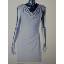 Vestido Ralph Lauren Original Tam G (10 Usa) Cor Marfim