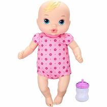 Hasbro Boneca Baby Alive Recém Nascida C/ Mamadeira Original