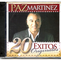 Paz Martinez - 20 Exitos Originales
